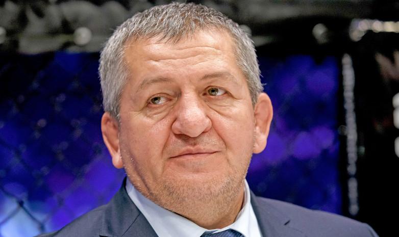 ВИДЕО. Абдулманап Нурмагомедов назвал тренера сборной Казахстана одним из лучших специалистов