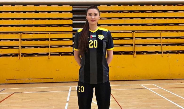 Сабина Алтынбекова близка к возвращению в арабский клуб