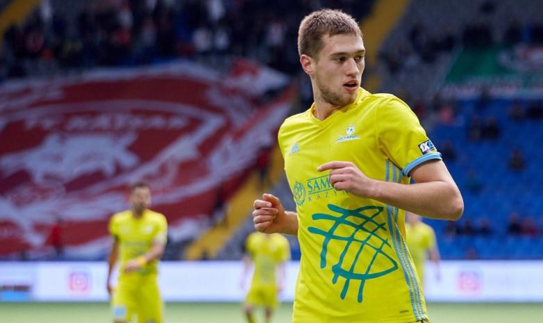 Роман Муртазаев стал игроком «Астаны»
