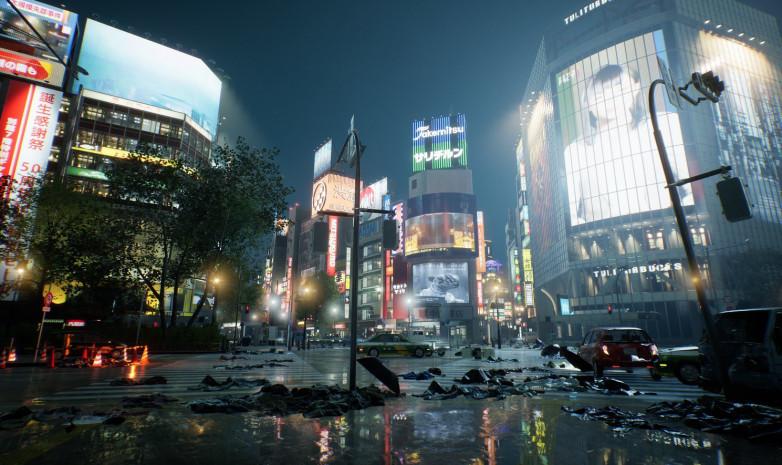 GhostWire: Tokyo перенесена на начало 2022 года