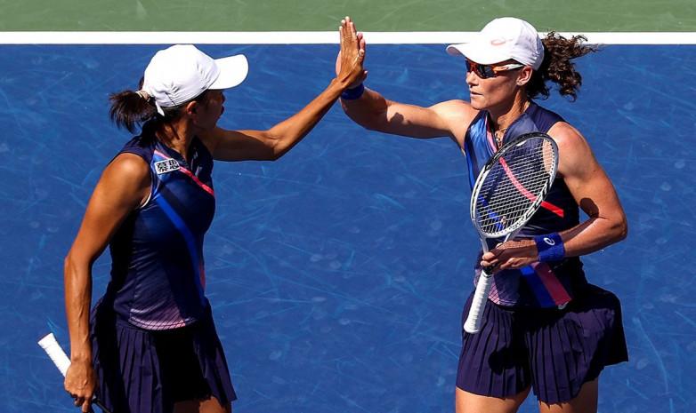 Саманта Стосур и Чжан Шуай стали победителями US Open в парном разряде