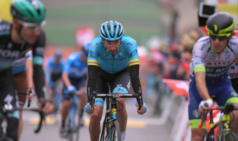 Виллелла – 10-й на «королевском» этапе «Тура Гуанси»