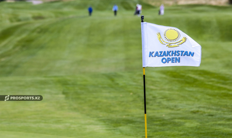 Kazakhstan Open стартовал с hole-in-one