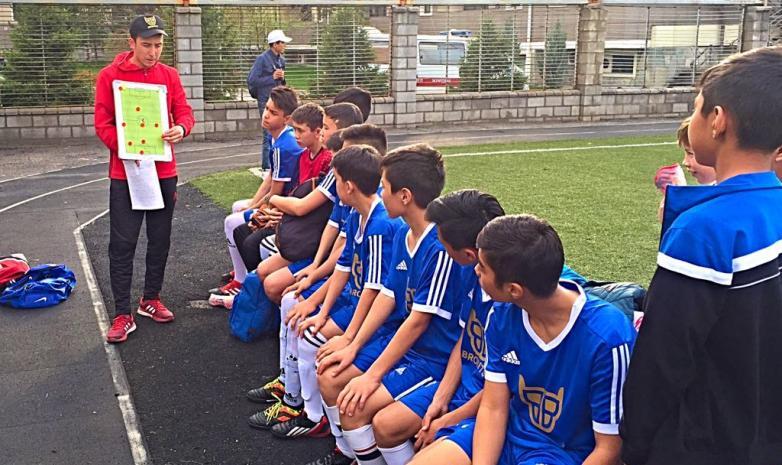 Наставник ФК «Елiмай» о детском футболе в Казахстане