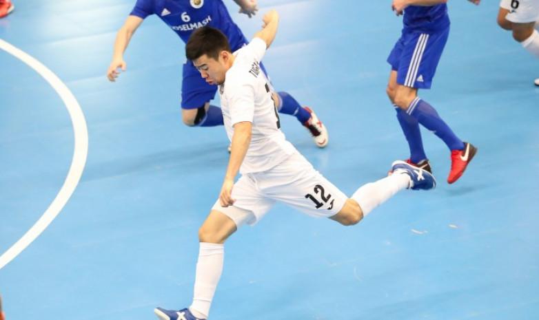 Даурен Турсагулов: У меня есть желание забивать в каждой игре