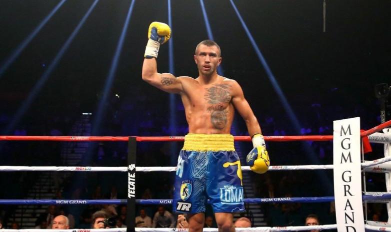 Василий Ломаченко стал суперчемпионом WBA