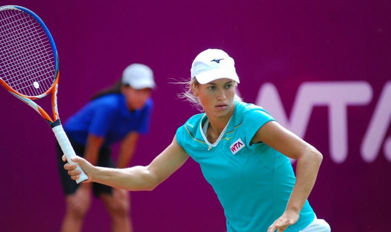 Юлия Путинцева не смогла пробиться в четвертый круг US Open