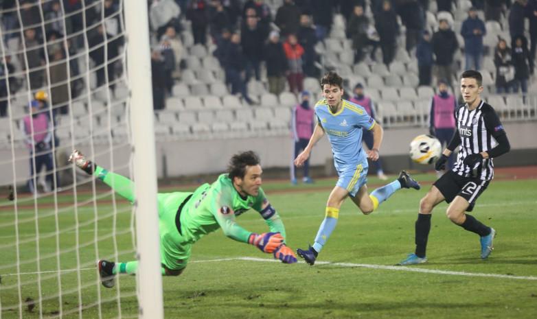 Казахстан сохранил свое место в рейтинге сезона еврокубков после поражения «Астаны»