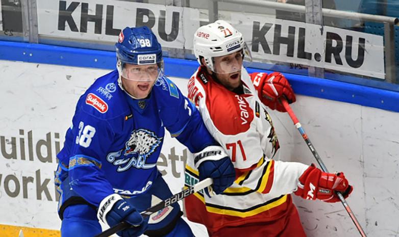 «Жесткий хоккей, включающий в себя драки». КХЛ подвела итог игры «Барыса» с «Куньлунь»