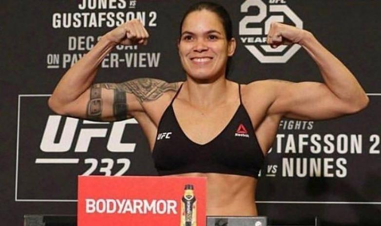 Аманда Нуньес: Я величайшая женщина-боец в истории