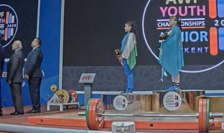 Ауыр атлетикадан Азия чемпионатында екі қазақстандық топ жарды