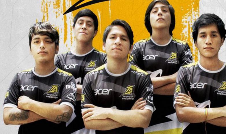 «Thunder Predator» отправили домой бразильцев из «NoPing e-sports»