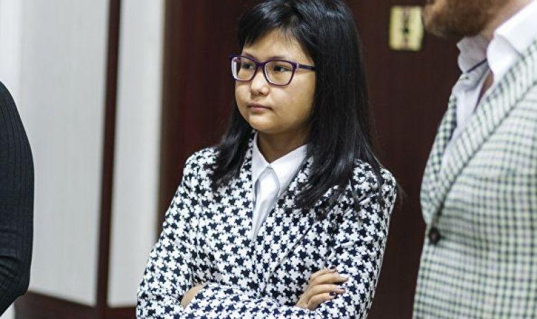 Шахматистка Бибисара Асаубаева обратилась к казахстанцам