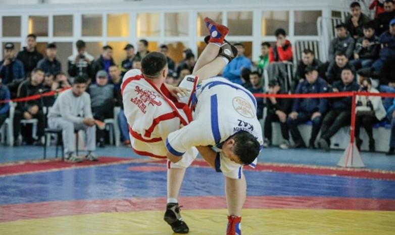 Қазақ күресінен Азия чемпиондарының тізімі