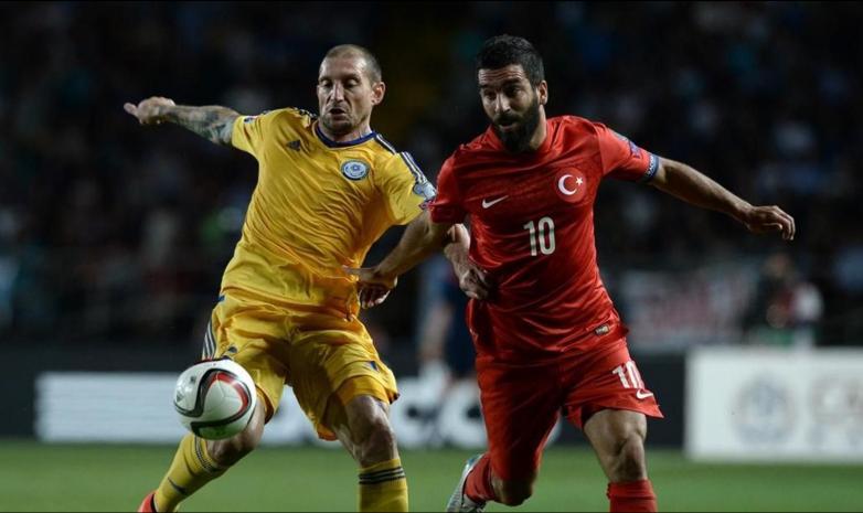 Казахстанско - турецкий футбольный микс