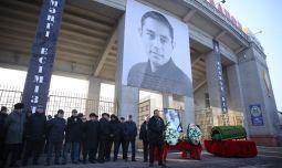 В Алматы простились с Тимуром Сегизбаевым