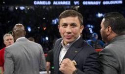 Головкин второй в списке самых высокооплачиваемых боксеров мира