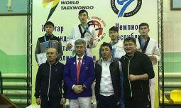 Восточноказахстанец стал победителем чемпионата Казахстана
