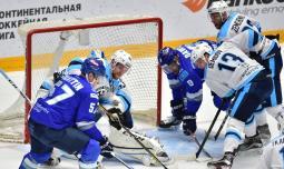 «Барыс» потерпел поражение от «Сибири»